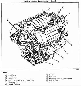 General Motors 60 V6 Engine 3100