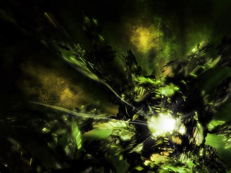acid green wallpaper gallery