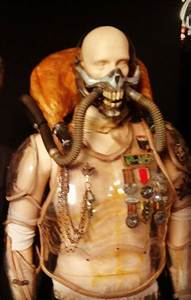 Mad-Max-Fury-Road-Immortan-Joe-Display - Mad Max Costumes