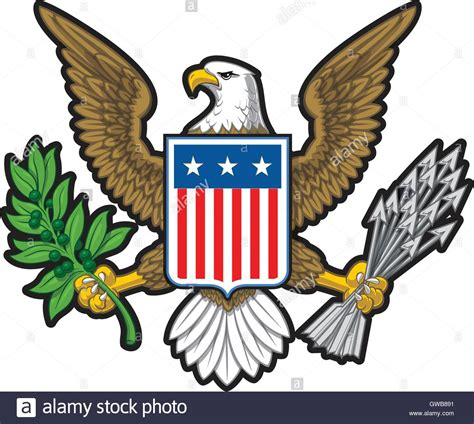 Download in eps and use the icons in websites, adobe illustrator, sketch, coreldraw and all vector design apps. American Eagle Stock Vector Art & Illustration, Vector ...