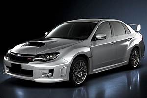 2012 Subaru Impreza WRX STI Sedan Picture Gallery