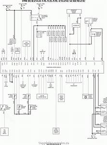Latest 1998 Dodge Dakota Wiring Diagram 98 Dodge Durango