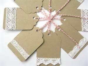 handmade wedding gifts items similar to 8 handmade gift tags wedding favor tags gift tags on etsy