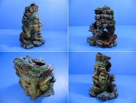 ancient ruins fish tank decorations aquarium decorations ruins ruins ar003 large