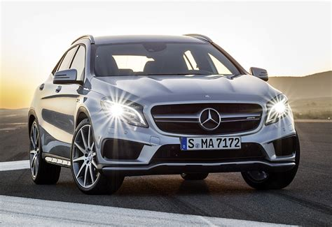 mercedes benz gla  amg  specifications
