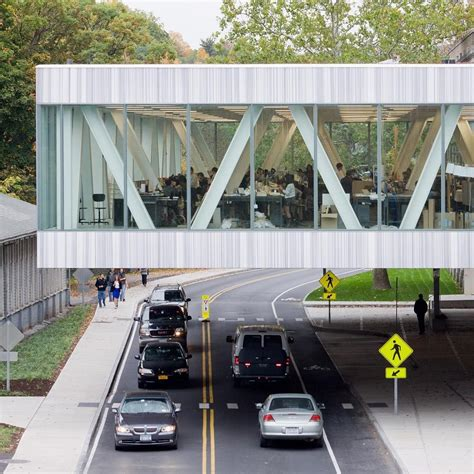 Milstein Der Cornell In Ithaca by Oma A F A S I A