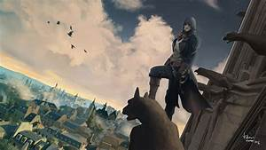 ArtStation - Assassin's Creed - Unity, Fabrizio Lavezzi