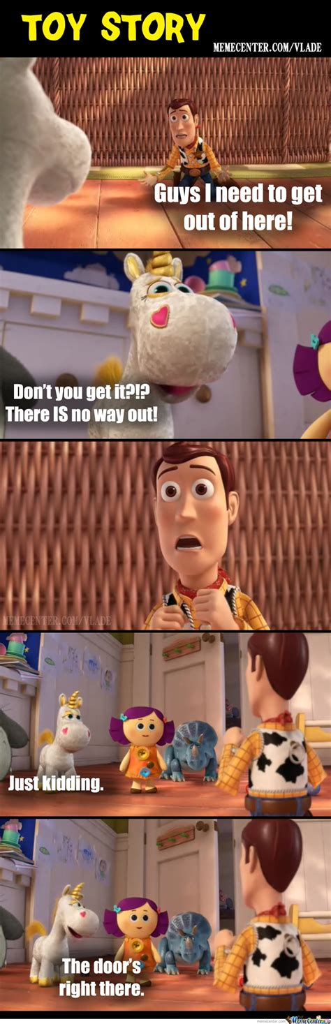 Everywhere Meme Toy Story - toy story by vlade meme center
