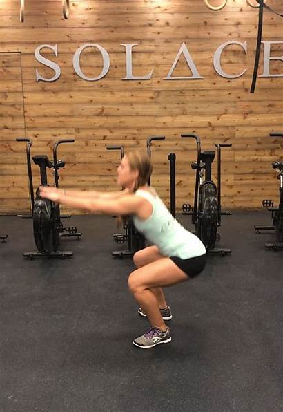 Crossfit Workout Workouts Jump Exercises Squat Beginner