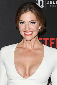 Tricia Helfer Hot & Sexy Near-Nude Look Like Naked Young ...  Tricia