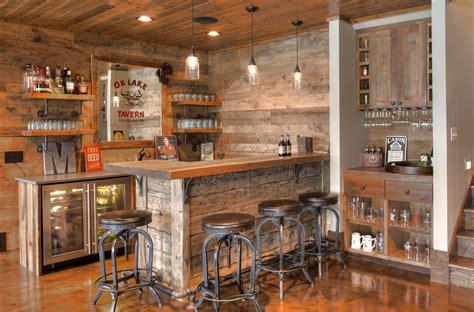 elegant rustic home bar designs   customize  home