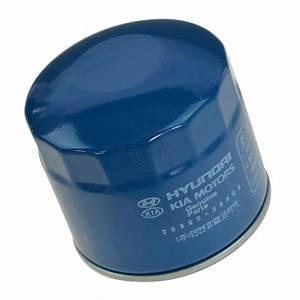 Oem 2630035503 Engine Oil Filter For Hyundai Kia