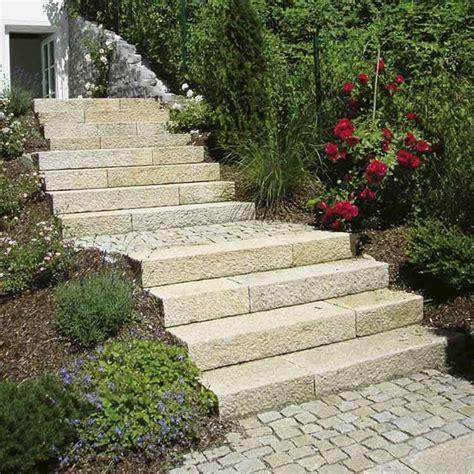 Gartentreppe Gestalten by Gartentreppe Bauen Blockstufen Gartentreppe Selber Bauen