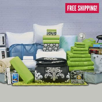 ocm college room bedding care from on cus marketing