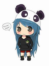 Kawaii Cute Anime Nerd Girl Drawings