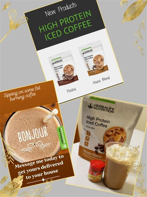 Iced coffee made easy with milk and instant coffee. Pin on herbalife girl! amystoerck.goherbalife.com