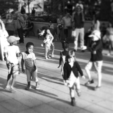 Children Dancing in the Street