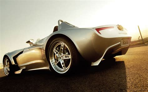 Vermot Veritas Rs Iii Rear Wallpaper Hd Car Wallpapers