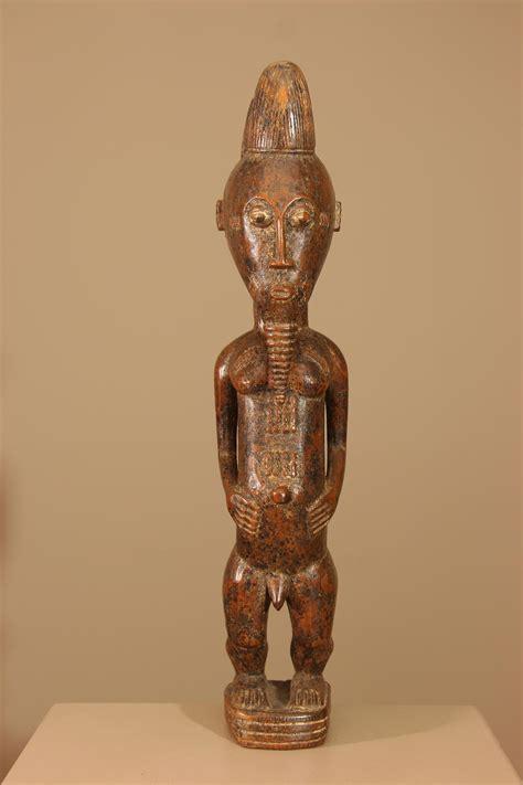 Statuette Baule (18013) - Statues africaines Baoule - Déco ...