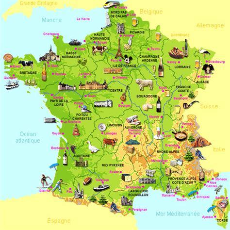 Carte Detaillee Des Monuments De by Infos Sur Carte Touristique Detaillee Arts Et