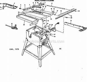 Wiring Diagram For Delta Table Saw