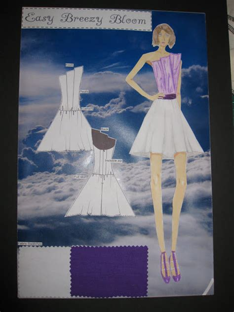 fashion storyboard  sa fashion girl