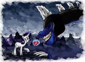 Nightmare Moon x Nightmare Spike - Spike's Many Shippings ...