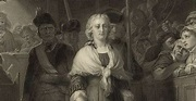 Marie Antoinette´S Trial And Execution. October 15, 1793 ...