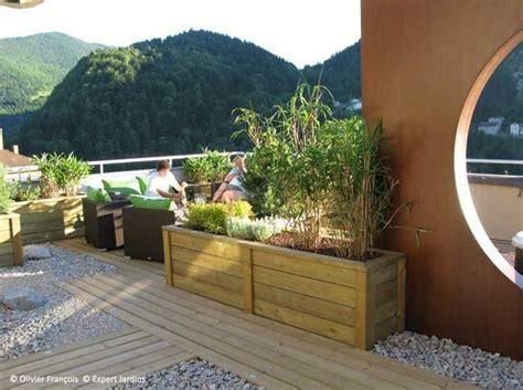 Une Terrasse Zen En Plein Jura