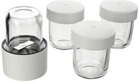 Kenwood At320 Kräuter Und Gewürzmühle Weiss/glas (zubehör Küchenmaschine)