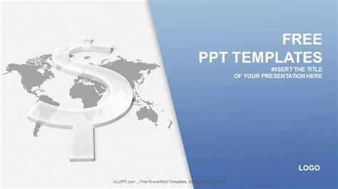 finance powerpoint template transparent dollar sign finance ppt templates