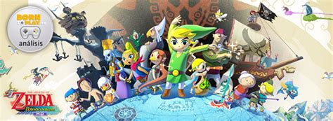 Análisis The Legend Of Zelda The Wind Waker  Borntoplay Blog De Videojuegos