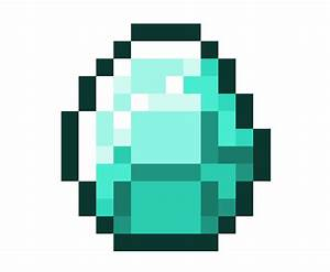 Download Minecraft Diamond Png HQ PNG Image FreePNGImg