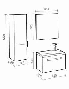 Möbel Für Gäste Wc : badm bel g ste wc waschbecken spiegel ontario weiss hgl schwarz hochglanz 60 ebay ~ Indierocktalk.com Haus und Dekorationen