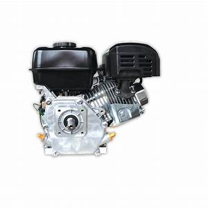 6 5 Hp  212cc  Ohv Horizontal Shaft Gas Engine Epa