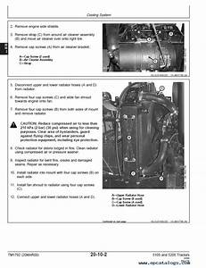John Deere 5105 5205 Tractors Tm1792 Technical Manual Pdf