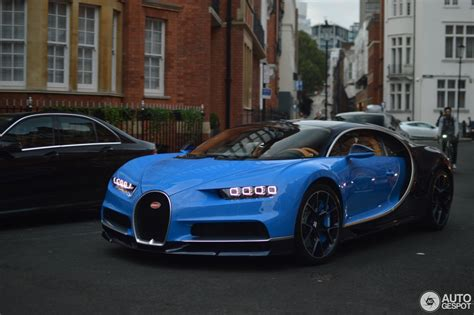 Bugatti Chiron - 3 October 2016 - Autogespot