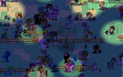pony town some