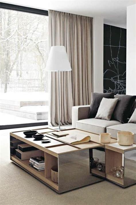 Gardinen Für Wohnzimmer Modern by Die 25 Besten Ideen Zu Gardinen Modern Auf