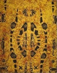 mengenal corak batik papua budaya bangsa