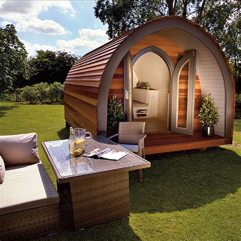 garden pods discover    outdoor home office