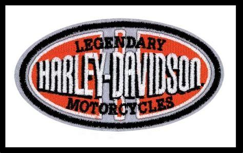 Harley Davidson Legendary Night Vision Vest Patch