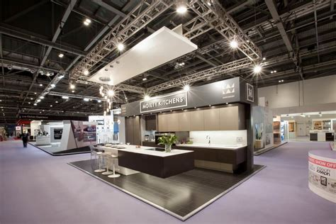 kitchen design shows a grand entrance at grand designs moiety kitchens 1352