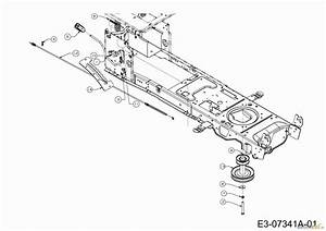 Cub Cadet 1018 Belt Diagram