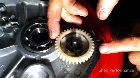 remove  governor     kart engine hp