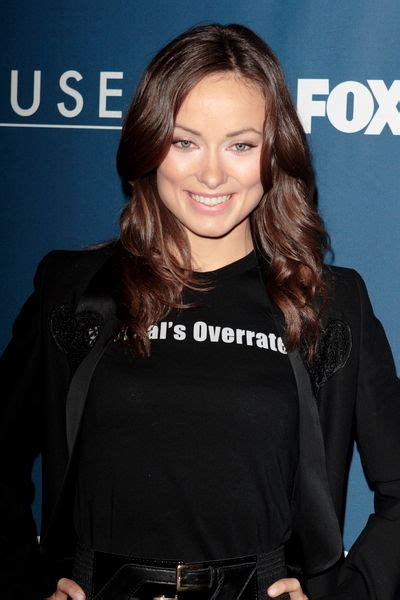 When we see an older man dating a younger woman — depending on the age gap — we don't make a big deal about it. Young Style Model: Olivia Wilde Biography