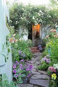 14, Amazing, Small, Cottage, Garden, Design, Ideas, For, Backyard