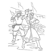 A wide variety of frozen princess dress options are available to you, such as feature, decoration, and technics. Elsa Anna Coloring Pages at GetColorings.com | Free ...