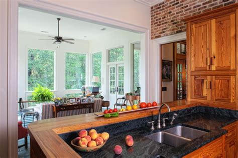 Sunroom Kitchens by Southern Farmhouse Farmhouse Kitchen Other By Group3