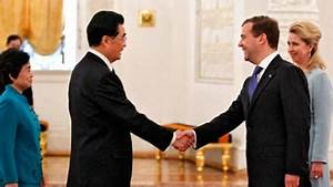 As global economy cools, Russian-Chinese relations heat up ...
